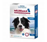 Milbemax for Dogs over 5kg 2 Pack