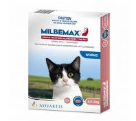Milbemax for Small Cats 0.5-2kg 2 Pack