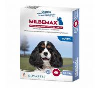 Milbemax for Small Dogs 0.5-5kg 2 Pack