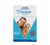 Sentinel Spectrum Tasty Chews Large Dog 22 to 45kg