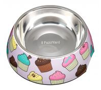 FuzzYard Dog Bowl Fresh Cupcakes