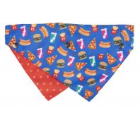 FuzzYard Bandana SuperSize Me Small