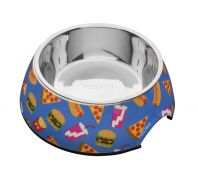 FuzzYard Dog Bowl SuperSize Me