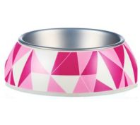 Gummi Federation Pink Dog Bowl