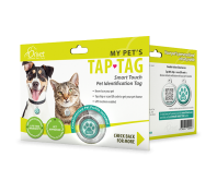 Orivet My Pets Tap Tag Pet Identification Tag