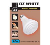 URS Oz White Ceramic Globe