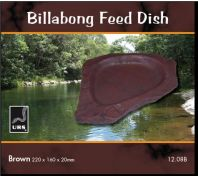 URS Billabong Feeding Dish Brown