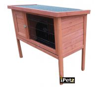 Rabbit Hutch Raised 90x45x75cm