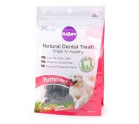 Kazoo Fresh N Healthy Crocodile Dog Treat Medium 14 Pack