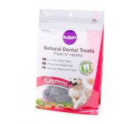 Kazoo Fresh N Healthy Turtle Dog Treat Medium 15 Pack
