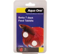 Aqua One Block Betta 7 Day Feeder 2 Tabs