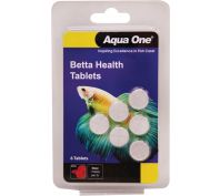 Aqua One Block Betta AAA+ Conditioning 6 Tabs