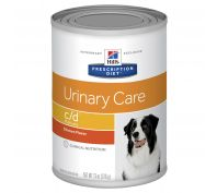 Hill's Prescription Diet c/d Multicare Urinary Care Canned Dog Food 12x370g