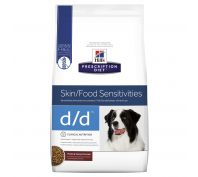 Hill's Prescription Diet d/d Skin/ Food Sensitivities Dry Dog Food 7.98kg