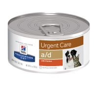 Hill's Prescription Diet a/d Urgent Care Canned Dog/Cat Food 24x156g