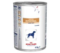Royal Canin Veterinary Diet Gastro Intestinal Low Fat Dog Food 12x410g