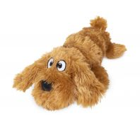 Yours Droolly Crackle Dog Toy Droolly Dog 28cm