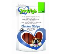 VitaPet JerHigh Chicken Strips 100g