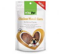 Vitapet Jerhigh Chicken Muesli Bar Dog Treats 100g