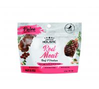 Absolute Holistic Red Meat Beef & Venison Air Dried Cat Treat 50g
