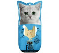 Kit Cat Fillet Fresh Chicken & Smoked Fish Cat Treat 30g