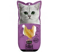 Kit Cat Fillet Fresh Grilled Chicken Cat Treat 30g