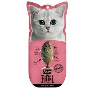 Kit Cat Fillet Fresh Grilled Mackeral Cat Treat 30g