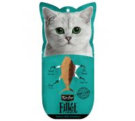 Kit Cat Fillet Fresh Tuna & Fiber Hairball Cat Treat 30g