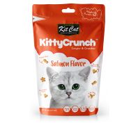 Kit Cat Kitty Crunch Salmon Cat Treat