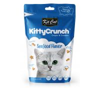 Kit Cat Kitty Crunch Seafood Cat Treat
