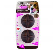 All For Paws Krazy Crunch Treat A Ball Dog Toy Refill