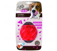 All For Paws Krazy Crunch Treat A Ball Dog Toy