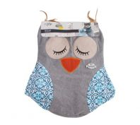 All For Paws Vintage Owl Cat Sack Toy