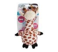 All For Paws Ultrasonic Giraffe Dog Toy
