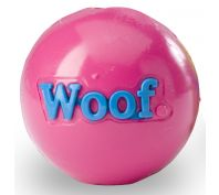 Planet Dog Orbee-Tuff Woof Ball Dog Toy Pink