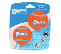 Chuckit Tennis Balls for Dogs Medium 2 Pack