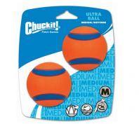 Chuckit Ultra Balls for Dogs Medium 2 Pack