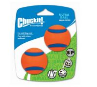 Chuckit Ultra Balls for Dogs Small 2 Pack