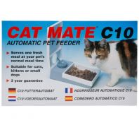 Cat Mate C10 Automatic Pet Feeder