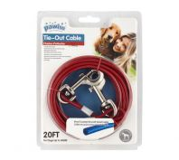 Pawise Heavy Tie Out Cable 20 feet