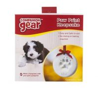 Companion Gear Christmas Pawprint Keepsake DIY