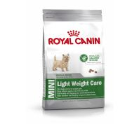 Royal Canin Canine Mini Light Weight Care Dog Food 2kg