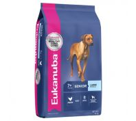 Eukanuba Senior Large Breed Dog Food 14kg
