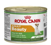 Royal Canin Canine Mini Adult Beauty Wet Dog Food 12x195g