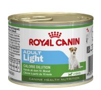 Royal Canin Canine Mini Adult Light Wet Dog Food 12x195g