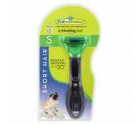 Furminator Short Hair Small Dog DeShedding Tool
