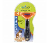 Furminator Short Hair Medium Dog DeShedding Tool
