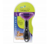 Furminator Short Hair Large Cat DeShedding Tool