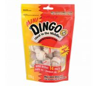 Dingo Bone Dog Treat Mini 14 Pack