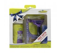 Furminator Short Hair Large Cat Deshedding Gift Pack